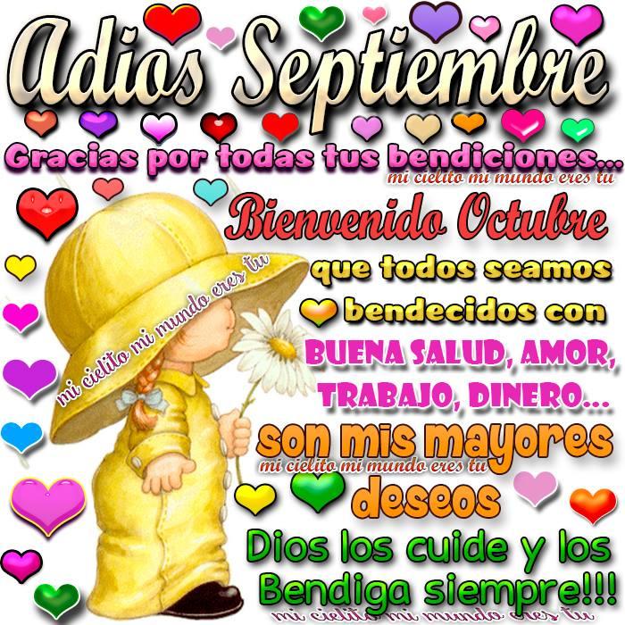 Adios Septiembre