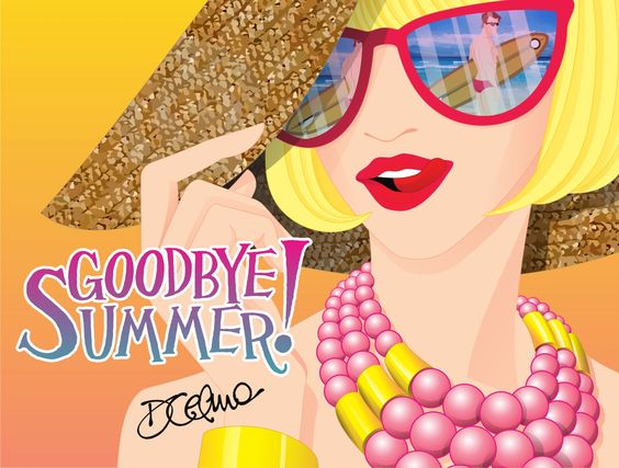 Goodbye Summer!