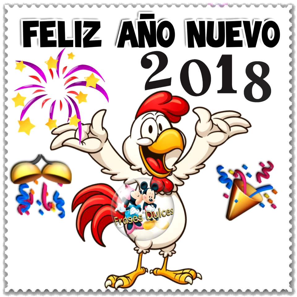 Año Nuevo 2018 imagen 2