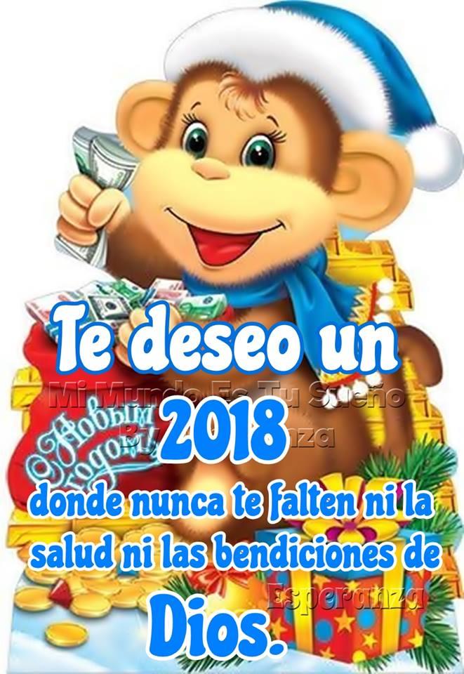 Año Nuevo 2018 imagen 4