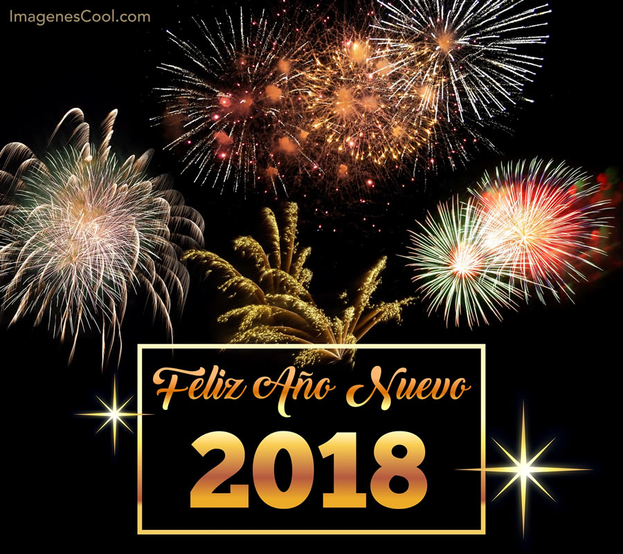Año Nuevo 2018 imagen 1