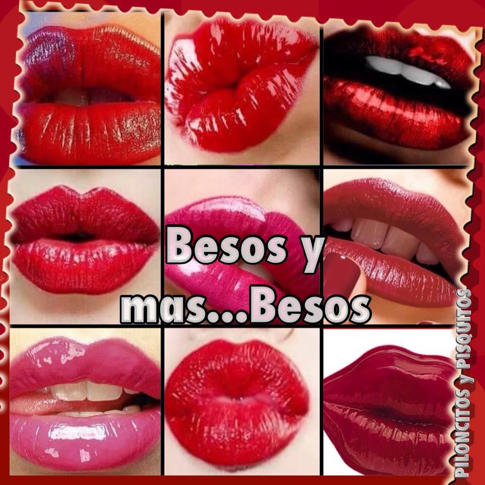 Besos y mas... Besos