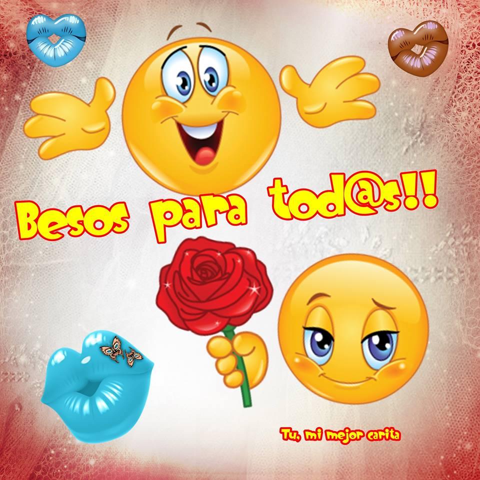 Besos para tod@s!!