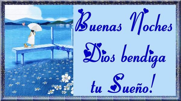Buenas Noches, Dios bendiga tu Sueño!
