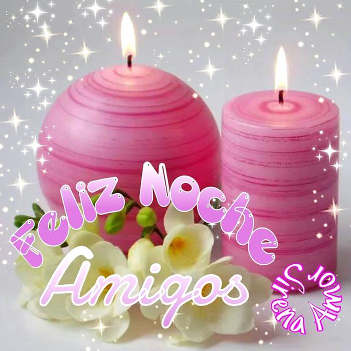 Feliz Noche Amigos