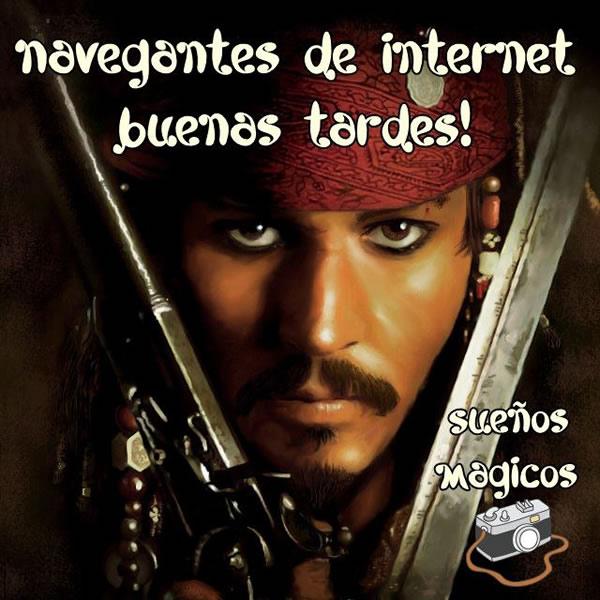Navegantes de internet, buenas tardes!