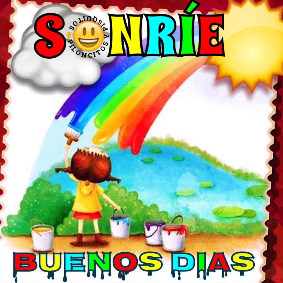 Sonríe, Buenos Días!