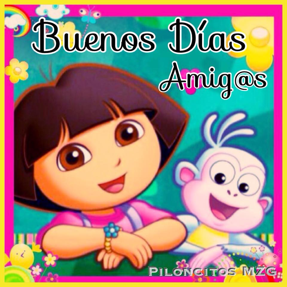 Buenos Días Amig@s