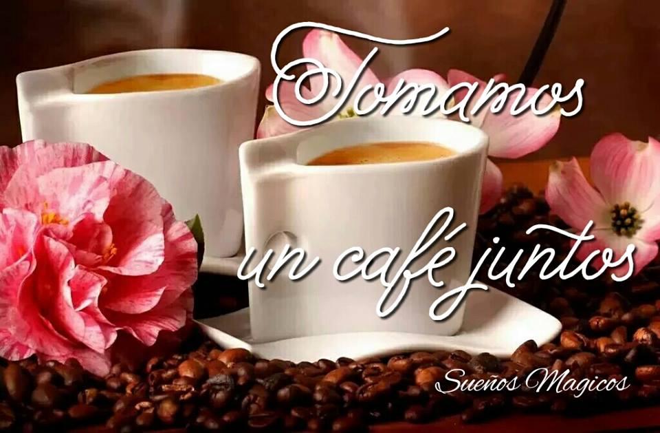 Tomamos un café juntos