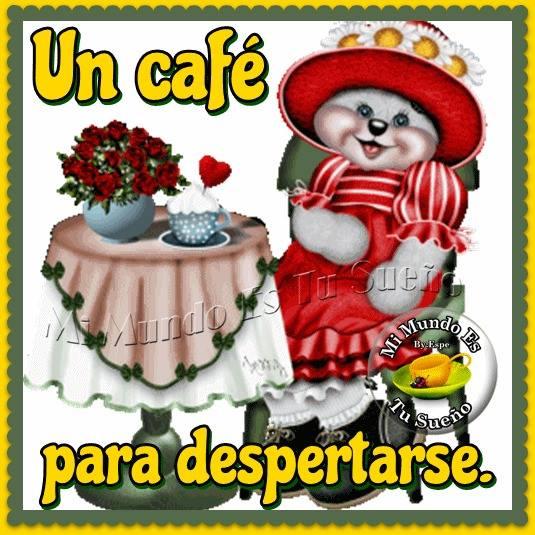 Un café para despertarse