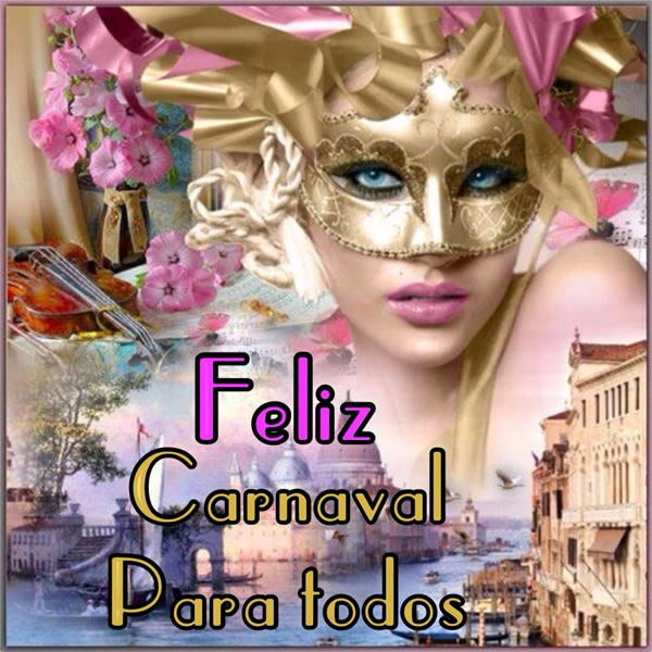 Feliz carnaval para todos