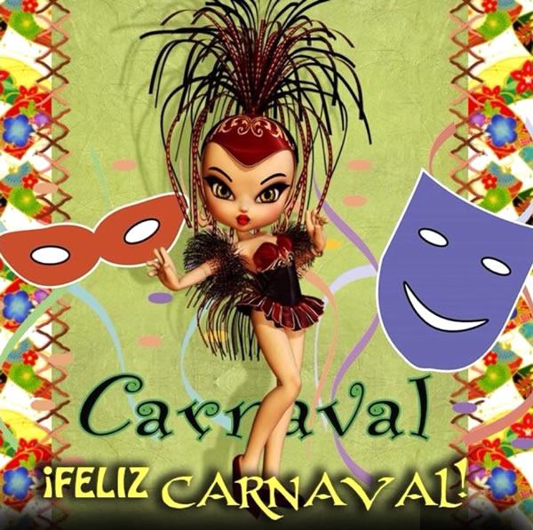 ¡Feliz Carnaval!