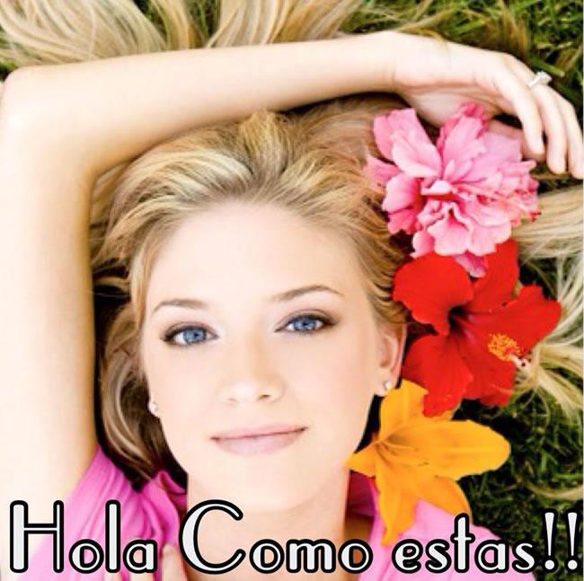 ¡Hola Como estas!