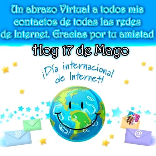 Hoy 17 de Mayo, ¡Día internacional de...