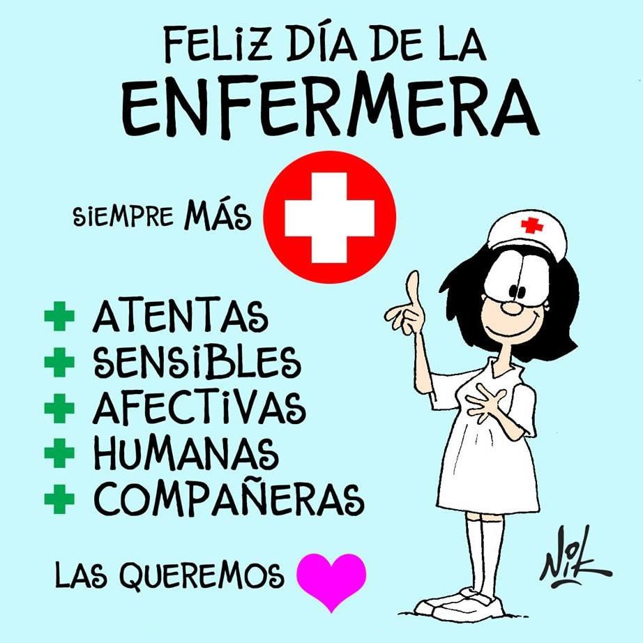 Feliz Dia De La Enfermera