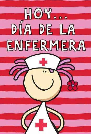 Hoy... Día de la Enfermera