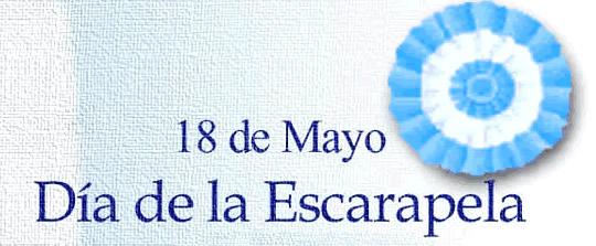 18 de Mayo - Día de la Escarapela