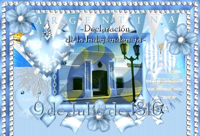 Declaración de la Independencia, 9 de Julio de 1816