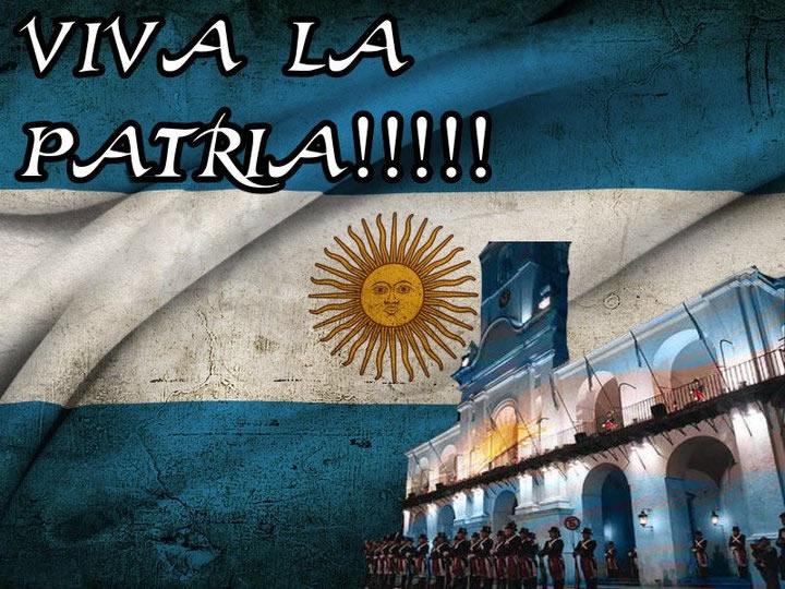 Viva La Patria!