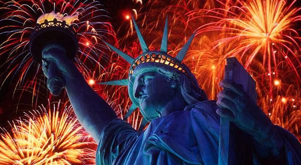 Hermosa foto de la Estatua de la Libertad