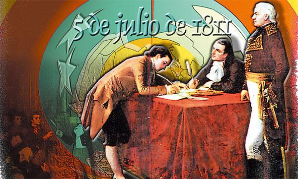 5 de julio de 1811