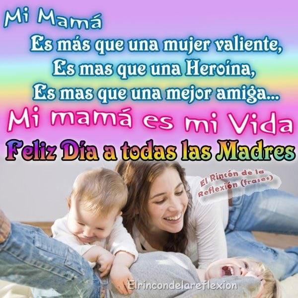 Feliz Día a todas las Madres!