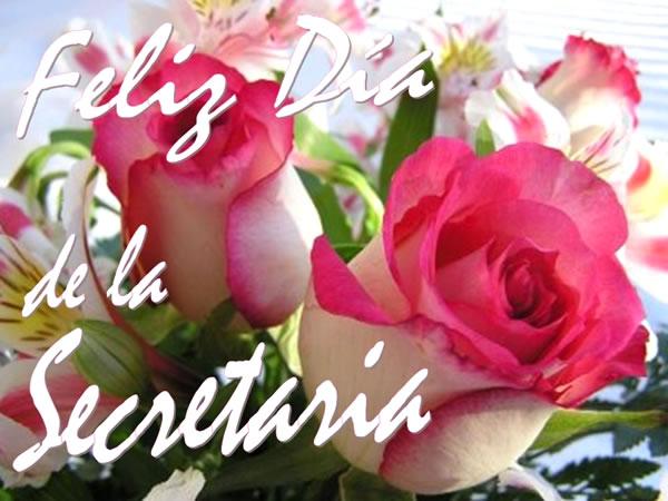 Feliz Día de la Secretaría