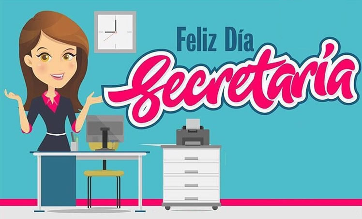 Feliz Día Secretaria