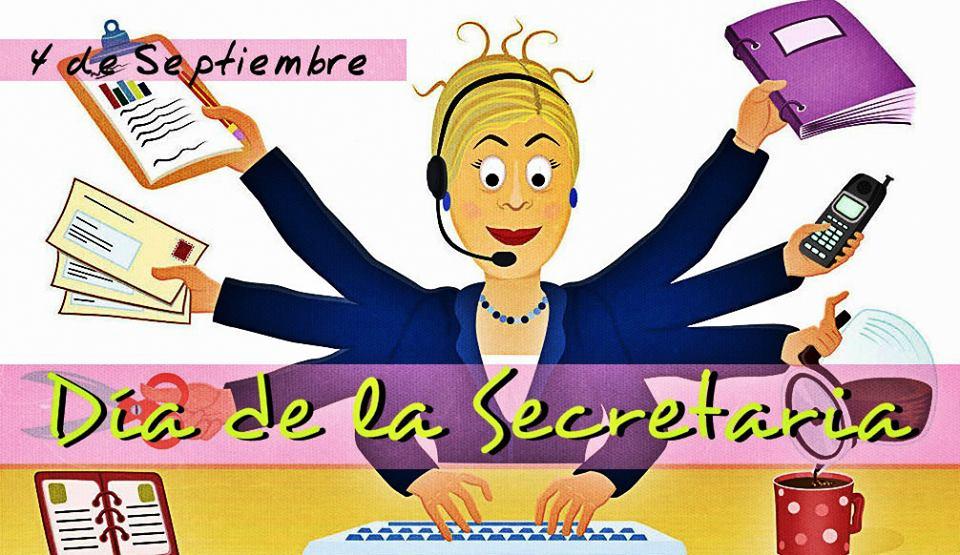 4 de Septiembre, Día de la Secretaria