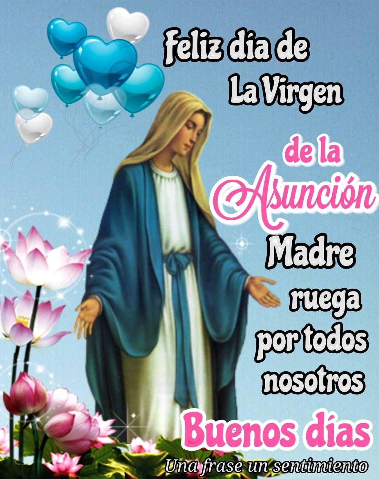 Día de la Virgen de la Asunción imagen 1