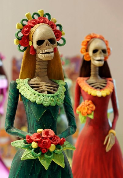 Esqueletos artesanales