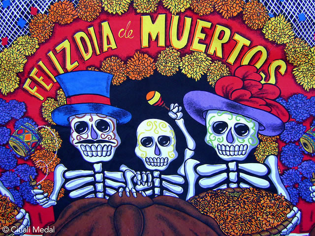 Feliz Día de Muertos
