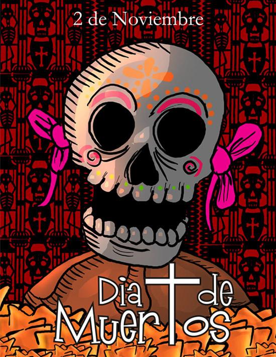 2 de Noviembre, Día de Muertos