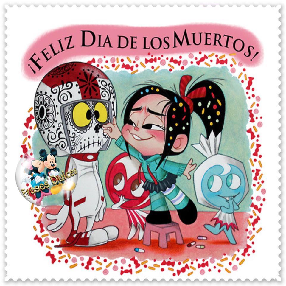 ¡Feliz Día de los Muertos!