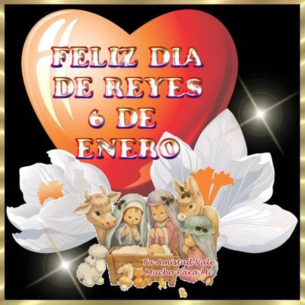 Feliz Día de Reyes, 6 de Enero