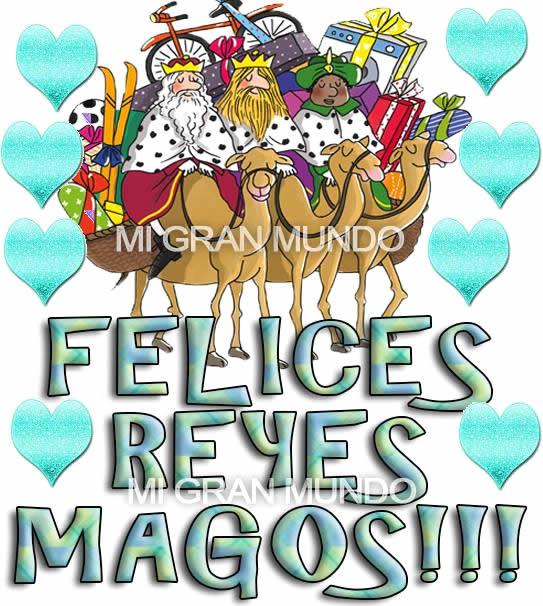 Felices Reyes Magos!!!