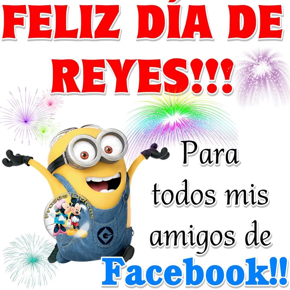 Feliz Dia de Reyes!! Para todos mis amigos de Facebook!!