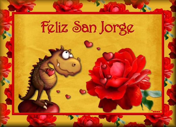 Feliz San Jorge