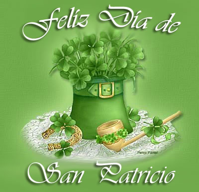 Image result for Feliz San Patricio