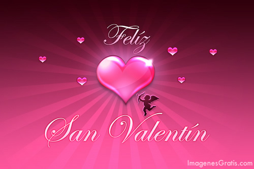 Feliz San Valentín