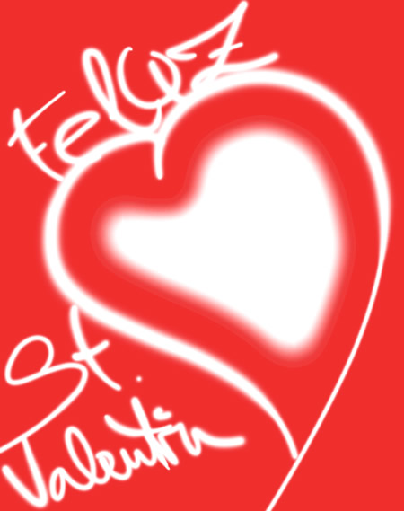 Feliz St Valentín