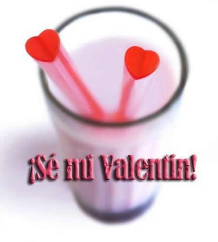 ¡Sé mi Valentín!
