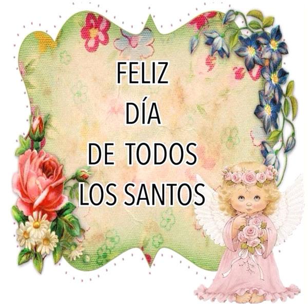 Feliz Día de Todos los Santos