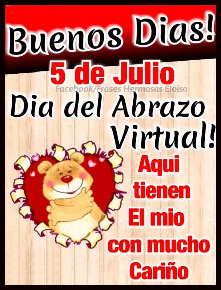 Buenos Días! 5 de...