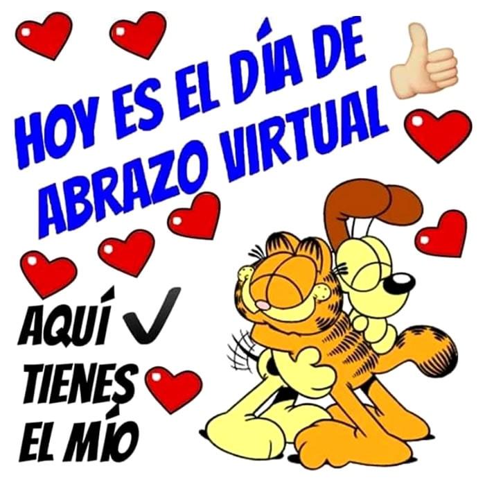 Día del Abrazo Virtual imagen 2