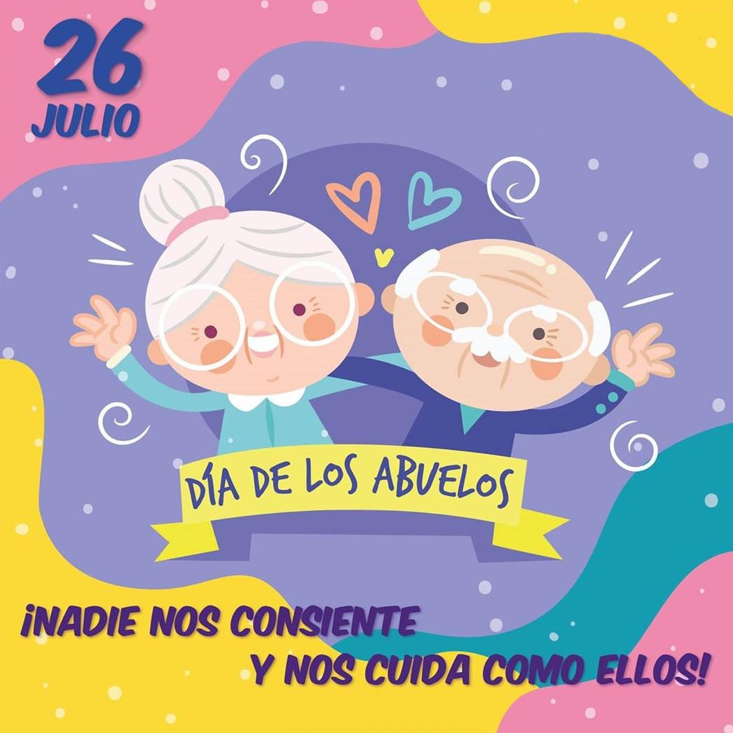 26 Julio - Día de los...