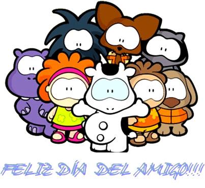 Feliz Día del Amigo!