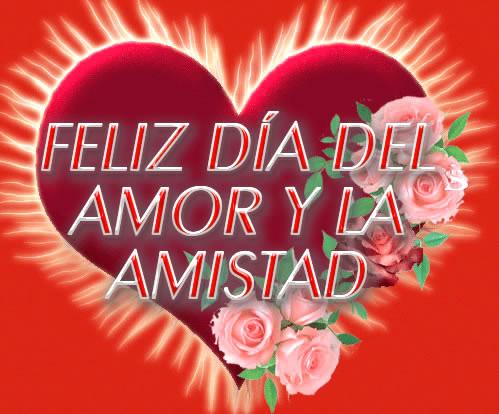 Feliz Día del Amor y la Amistad