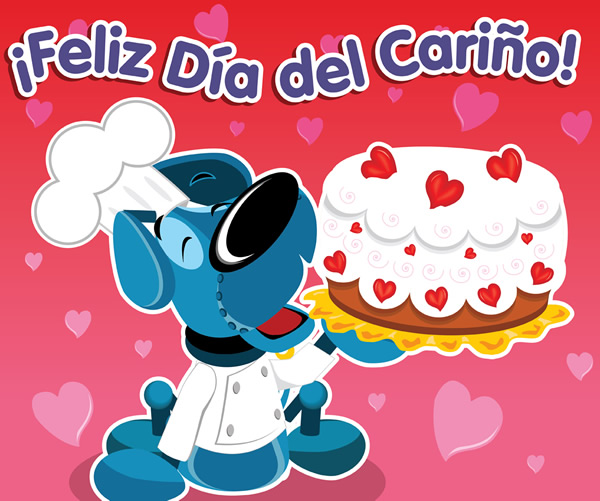 ¡Feliz Día del Cariño!