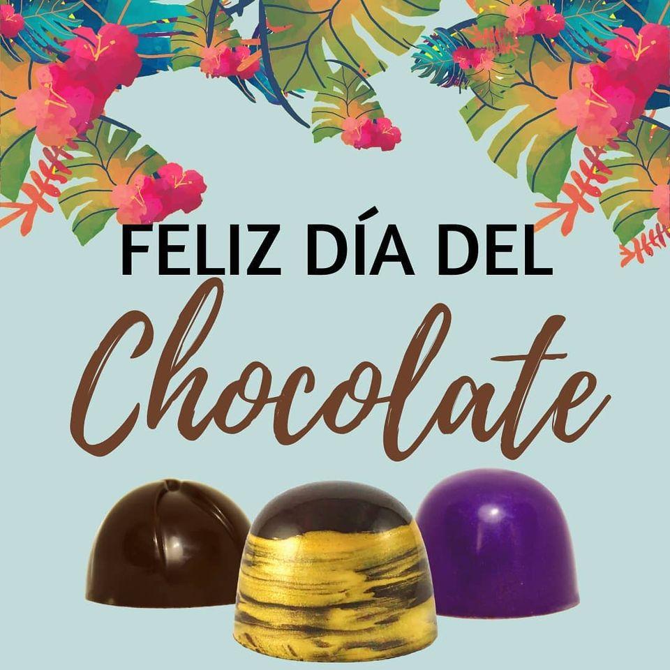 Feliz Día del Chocolate